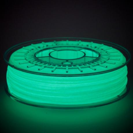 ColorFabb GlowFill Green PLA/PHA 1.75mm Filament
