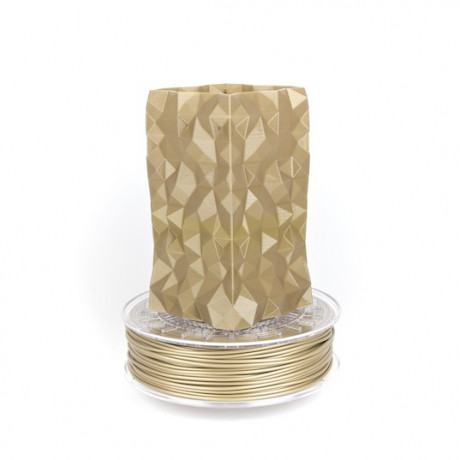 ColorFabb Pale Gold PLA/PHA 1.75mm Filament