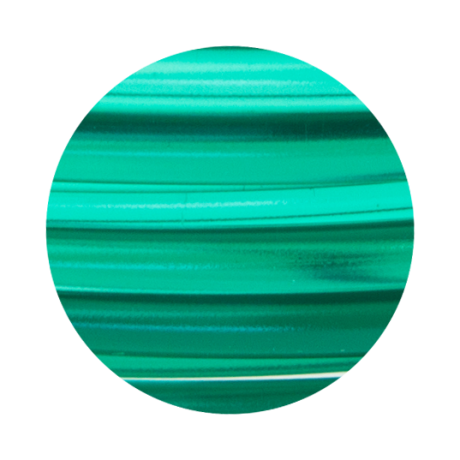 ColorFabb Green Transparent PLA/PHA 1.75mm Filament