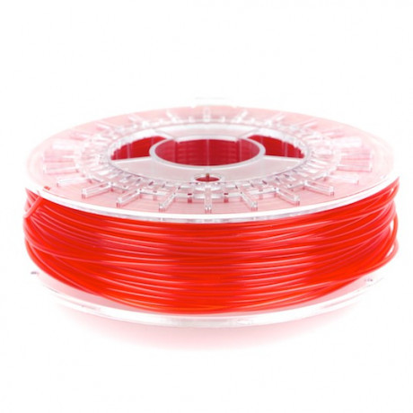 ColorFabb Red Transparent PLA/PHA 1.75mm Filament