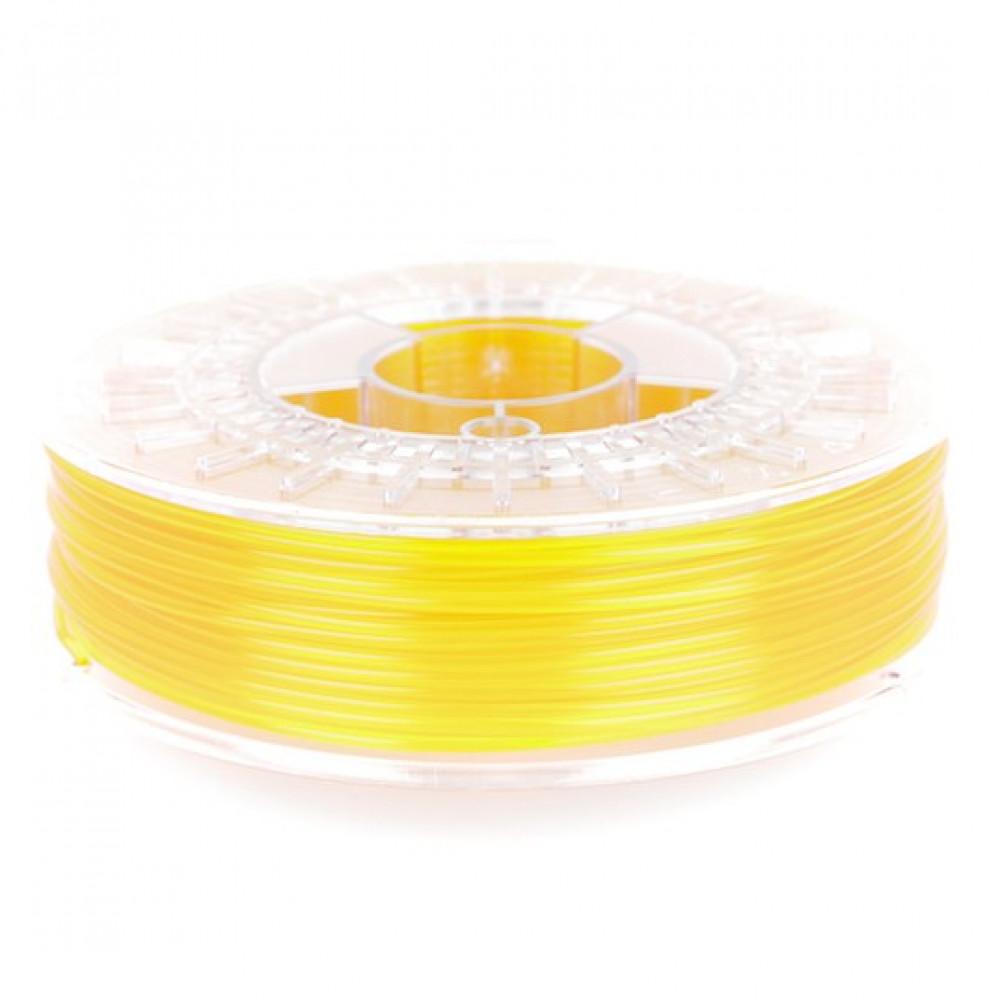 ColorFabb Yellow Transparent PLA/PHA 1.75mm Filament