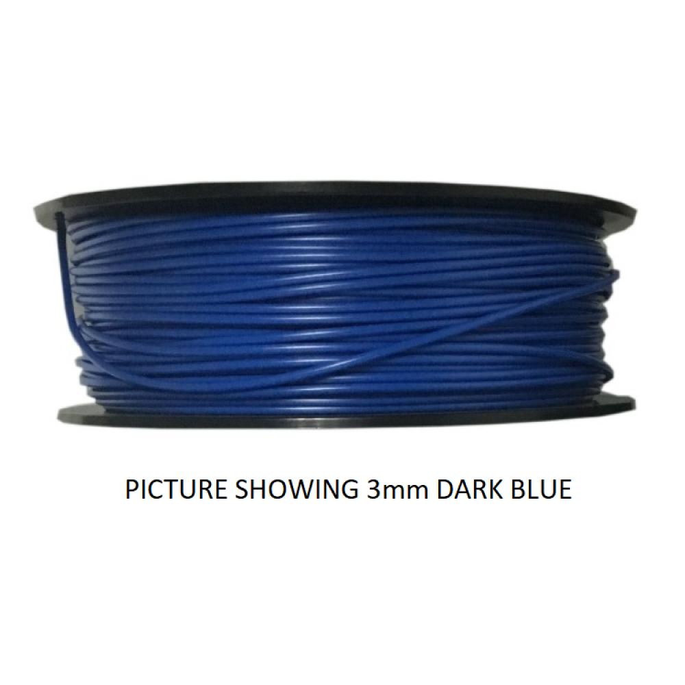 Dark Blue PLA 1kg 1.75mm