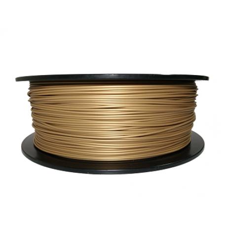 Pale Gold PLA 1kg 1.75mm