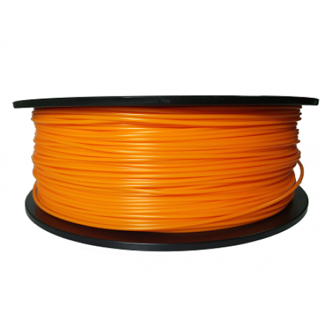 Orange PLA 0.5kg 1.75mm