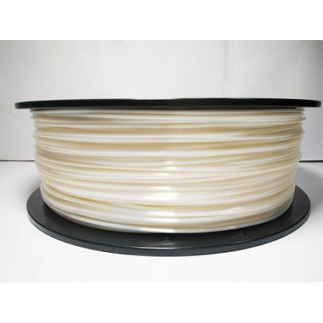 Glossy White PLA 1kg 1.75mm