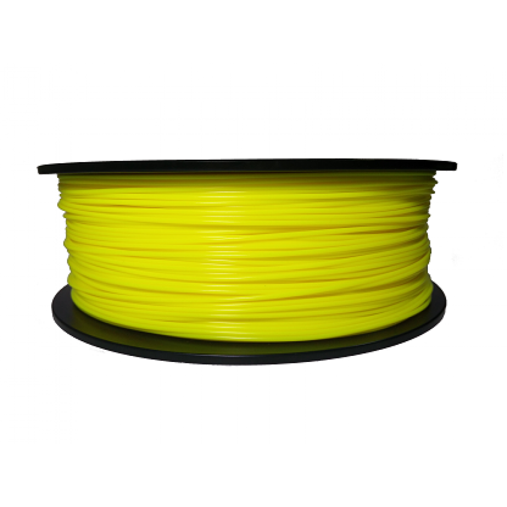 Yellow PLA 1kg 1.75mm