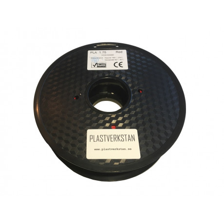 Black PLA 0.5kg 1.75mm