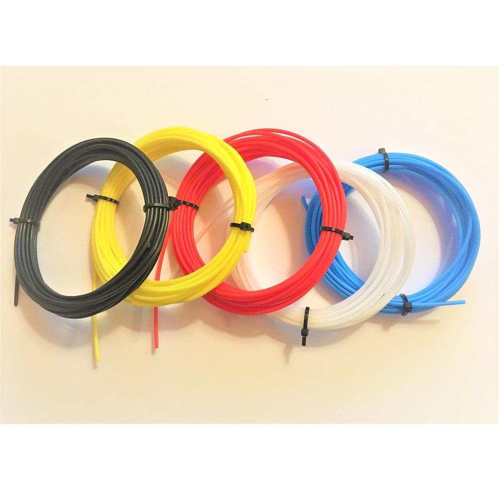 PCL 5 x 5m filament mix-pack normal colors for 3D pens
