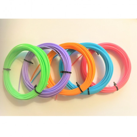 PCL 5 x 5m 1.75mm Other colors filament mix